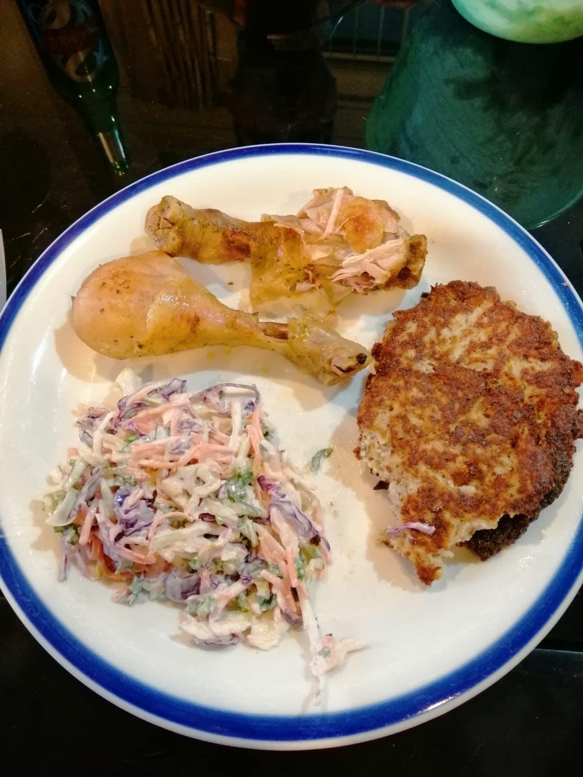 low carb jídlo